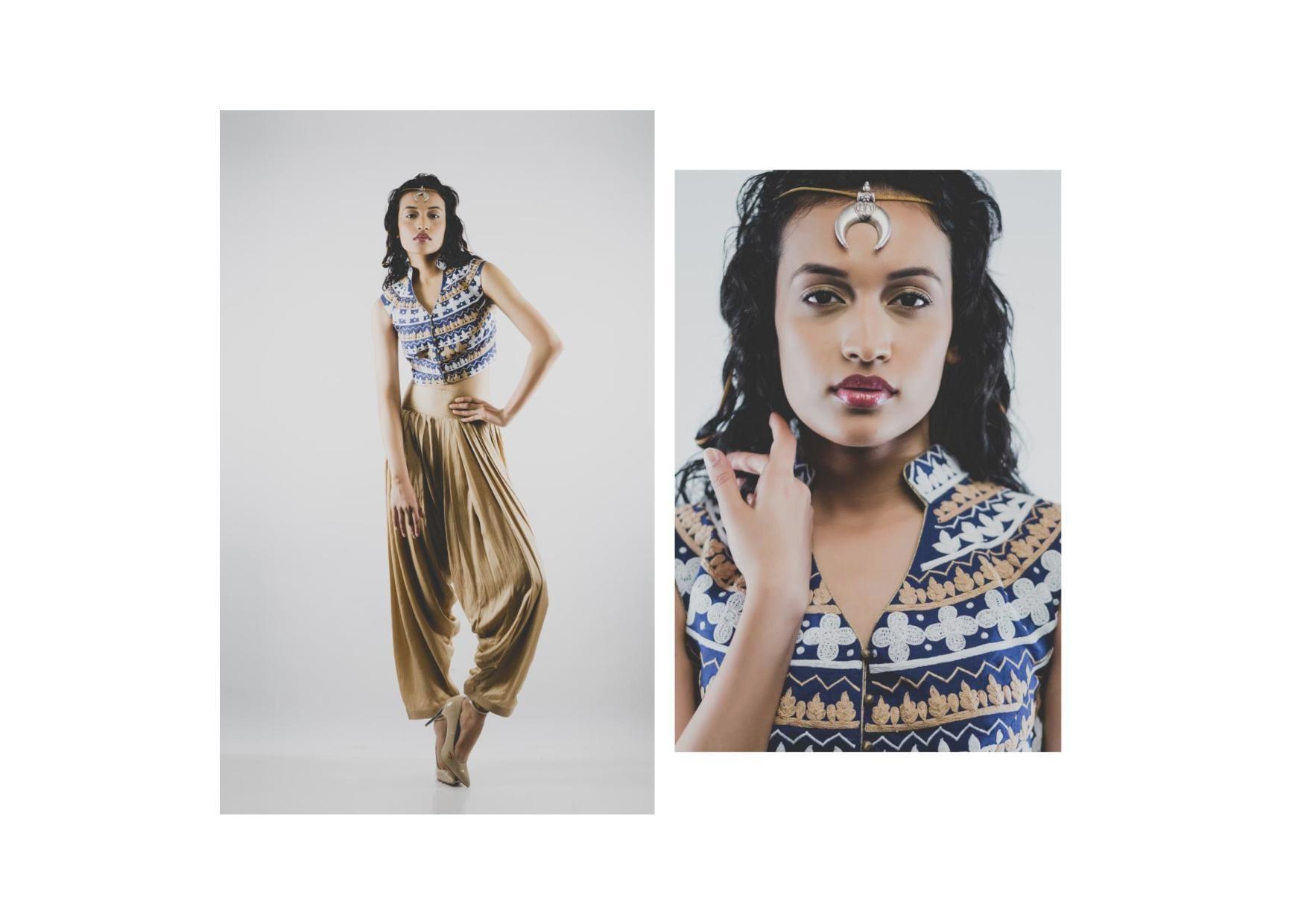 Roshni Chopra SS15 Lookbook-page-006-small