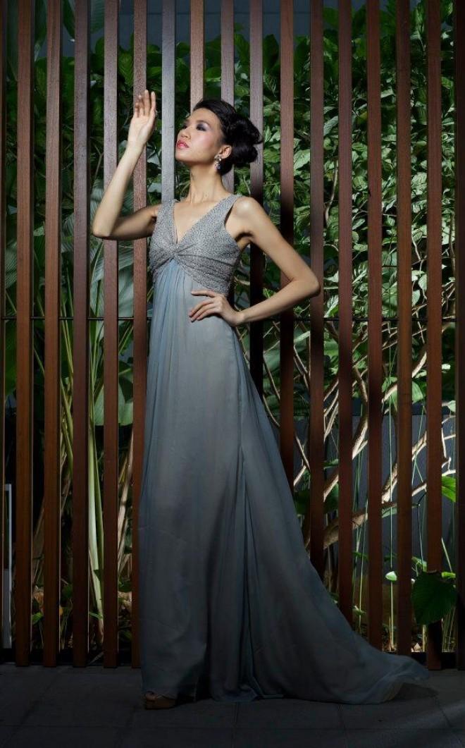 BAHAREH - Evening Gown