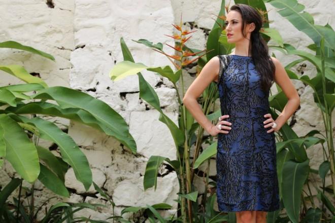 DEVRNIL - Sequins Dress