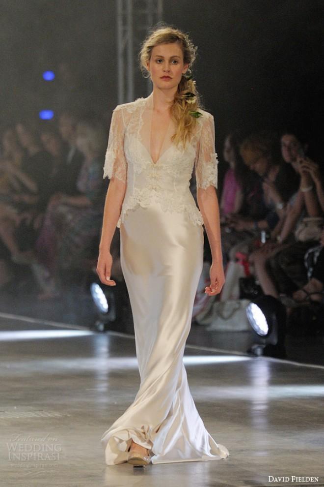 david-fielden-2014-sheath-satin-slip-dress-sheer-lace-sleeve-top-8039-8040